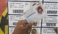 Voter Identification Card (File photo)