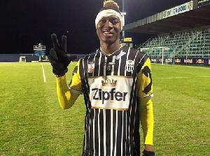 Ghanaian player, Kennedy Boateng