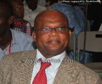 Dr. Nana Ato Arthur, Head of the Local Government Service