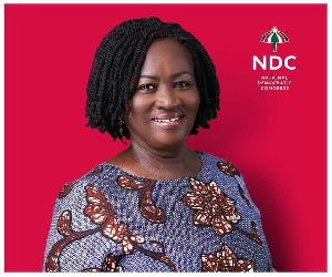 Prof Jane Naana Opoku-Agyemang is John Mahama's running mate