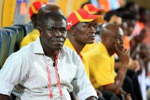 Sierra Leone National Football team coach, Sellas Tetteh