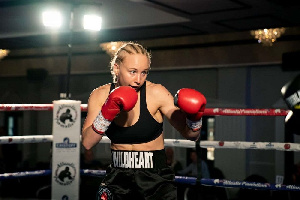 Lucy Wildheart Boxing