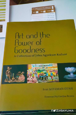 Art Collection Former President Kufuor