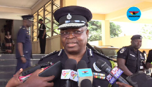 James Oppong-Boanuh, Acting IGP