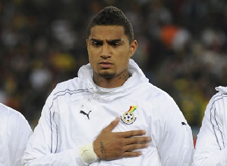 Prince Kevin Boateng Wc2010