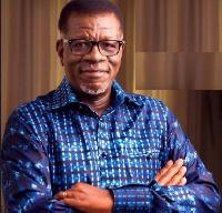Founder of International Central Gospel Church, Mensa Otabil