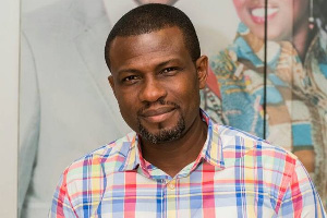 President of the Creative Arts Council, Mark Okraku Mantey