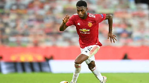 Timothy Fosu Mensah Manchester United