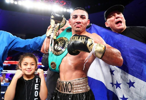 Lopez promises to give Commey bout of his life