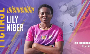 Lily has signed a two-year deal with Juan Grande Femenino