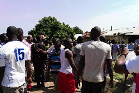 The NPP youth groups have since January ramped up attacks on state installations