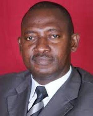 Benjamin Kofi Aryeh, former MP for Upper Denkyira West