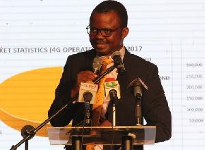 President, Ghana Internet Service Providers