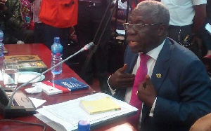 Senior Minister-designate, Yaw Osafo-Marfo
