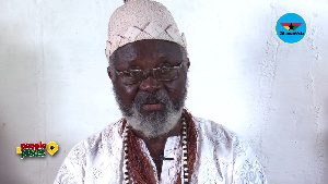 Chief Priest, Wor-Lumor Nuumo Noi Sekanku Kpenuku II