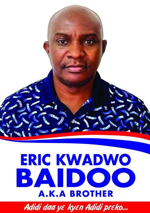 NPP primaries: Kwadwo Baidoo vows to unseat Ken Agyapong
