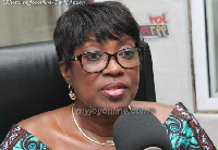 Dzifa Attivor could not surmount the incumbent NDC Volta regional chairman in the elections