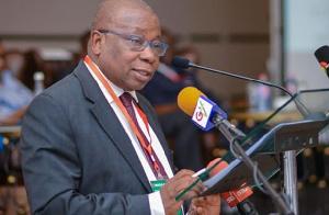 Kwaku Agyeman - Manu, Minister of Health