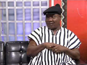 NDC Central Region Chairman, Allotey Jacobs