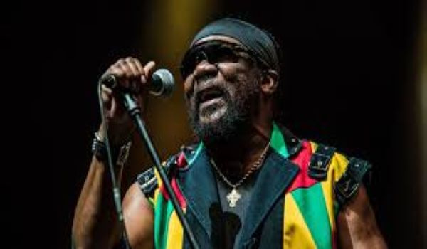 Jamaican reggae legend Frederick Nathaniel 'Toots' Hibbert