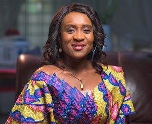 Deputy Minister of Finance, Abena Osei-Asare