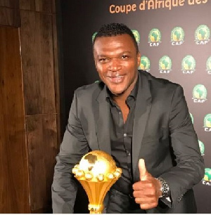 I knew Ghana would struggle at 2019 AFCON before the tournament started- Marcel Desailly, Republik City News