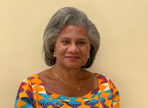 Dr Julitta Onabanjo, Regional Director UNFPA East and Southern Africa