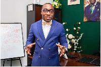 Mr. Godwin Kwesi Amla, CEO of Wintrust Group
