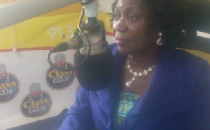 Sowa Dela Adjoa, ranking member on Energy and Mines Committee of parliament