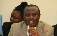 First deputy Speaker, Joe Osei Owusu