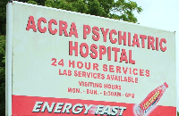 Last year, the Accra Psychiatric Hospital stopped admissions due to lack of funds