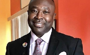 Paa Kwasi Sam, President of the Ghana National Council of Metropolitan Chicago