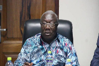 Dr Kwaku Afriyie, Minister for Environment