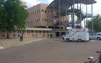 File photo of the Tamale Teaching Hospital