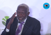 Chairman of National Development Planning Commission, Prof Stephen Adei