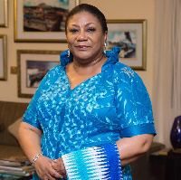 Rebecca Naa Okaikor Akufo-Addo, First Lady of the Republic of Ghana