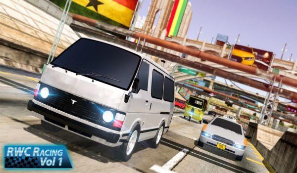 41910389 The creator of Ghana's car racing game