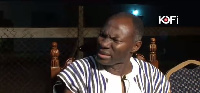 Prophet Badu Kobi, Founder and Leader of the Glorious Wave Church
