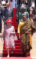 Queen Elizabeth, Prince Charles pay glowing tribute to Rawlings