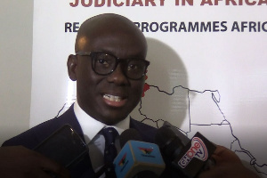 Deputy Attorney-General, Godfred Yeboah Odame