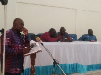 The Tuesday sitting of the commission will take place at the Radach Lodge in Tamale
