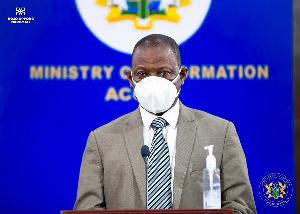 Dr. Kuma Aboagye GHS Director General