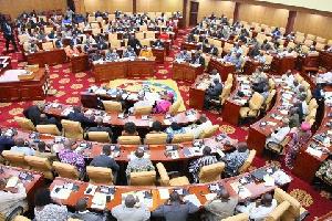 Ghana Parliament Sam George