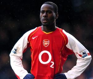 Former Arsenal winger  Quincy Owusu-Abeyie
