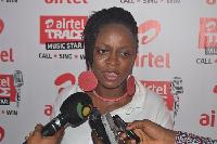 Rosy Fynn, Marketing Director at Airtel Ghana