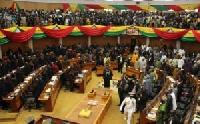 File photo: Parliament of Ghana