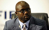 Liberia President-elect, George Oppong Weah