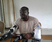 Dr Osei Kuffuor Afreh, Upper West Regional Director of Health Services