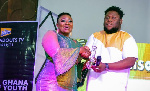 Ewuraba Eesi wins big at Ghana Youth Entertainment Awards 2020