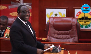 Minister for Trade and Industry, Alan Kyerematen